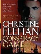 Conspiracy Game (Ghostwalker Novel Book 4)…