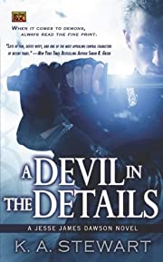 A Devil in the Details: A Jesse James Dawson…