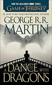 A Dance with Dragons (HBO Tie-in Edition): A…