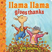 Llama Llama Gives Thanks av Anna Dewdney