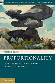 Proportionality : constitutional rights and…
