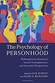 The Psychology of Personhood: Philosophical,…