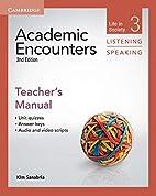 Academic Encounters Level 3 Teacher's…