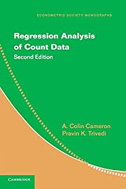 Regression analysis of count data…