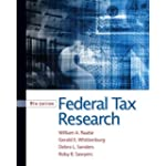 Federal Tax Research (with RIA Checkpoint 6-month Printed Access Card)