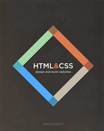 『HTML and CSS: Design and Build Websites』書影