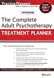 The Complete Adult Psychotherapy Treatment…