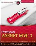 couverture du livre Professional ASP.NET MVC 3