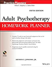 Adult Psychotherapy Homework Planner…