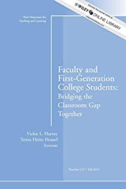 Faculty and First-Generation College…