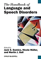 The Handbook of Language and Speech…