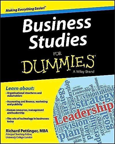 English For Business Studies Pdf