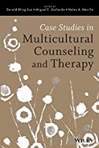 Case Studies in Multicultural Counseling and…