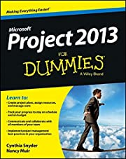 Project 2013 For Dummies por Cynthia Snyder…