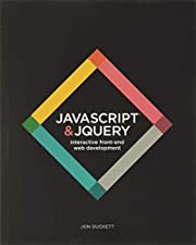 JavaScript and JQuery: Interactive Front-End…