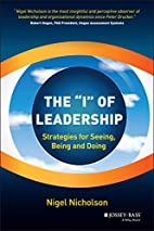 The I of Leadership: Strategies for Seeing,…