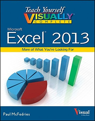 PDF] Teach Yourself VISUALLY Complete Excel | Free eBooks