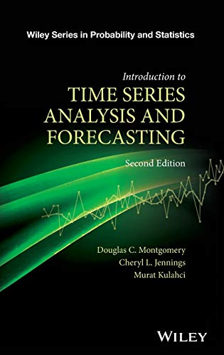 PDF] Introduction to Time Series Analysis and Forecasting