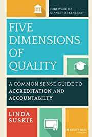 Five Dimensions of Quality: A Common Sense…