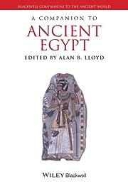 A Companion to Ancient Egypt av Alan B.…