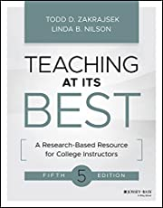 Teaching at Its Best: A Research-Based…