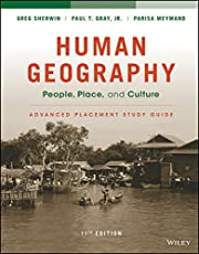 Human Geography: People, Place, and Culture,…