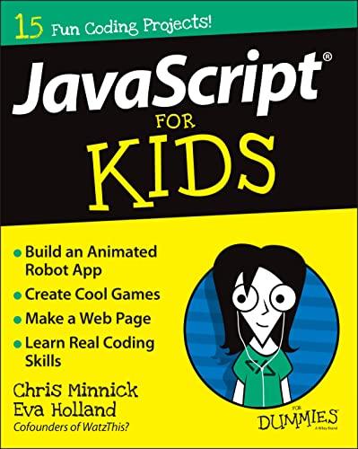 PDF] JavaScript For Kids For Dummies | Free eBooks Download