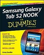Samsung Galaxy Tab 4 Nook for dummies by…