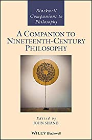 A Companion to Nineteenth-Century Philosophy…