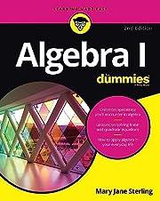 Algebra I For Dummies av Mary Jane Sterling