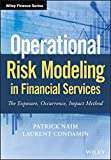 Operational risk modelling in financial services
