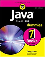 Java All-in-One For Dummies, 6th Edition…