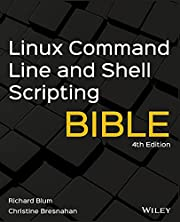 Linux Command Line and Shell Scripting Bible…