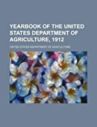 Yearbook of the Department of Agriculture…