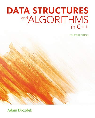 PDF] Data Structures and Algorithms in C , 4th edition
