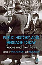Public History and Heritage Today: People…