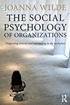 The Social Psychology of Organizations:…