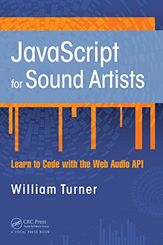 PDF] JavaScript for Sound Artists: Learn to Code with the