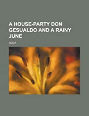 A House-Party Don Gesualdo and a Rainy June…