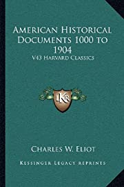 American historical documents, 1000-1904