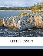 Little Esson by Samuel Rutherford Crockett