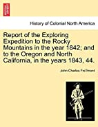 Report of the Exploring Expedition to the…