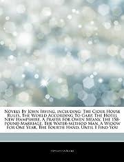 Articles on Novels by John Irving,…