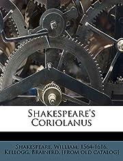 Shakespeare's Coriolanus de Shakespeare…