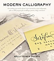Modern Calligraphy: Everything You Need to…
