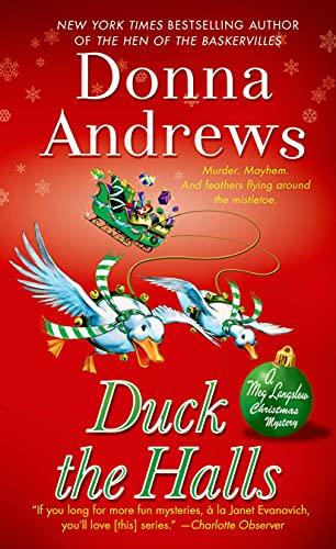 Duck the Halls: A Meg Langslow Mystery - Donna Andrews