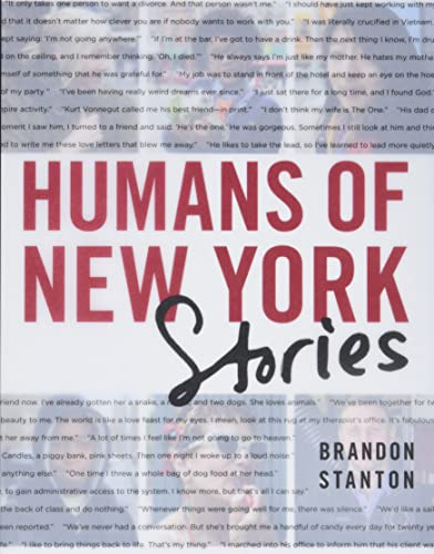 Read Now Humans of New York : Stories