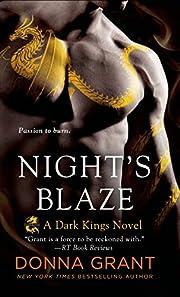 Night's Blaze (Dark Kings) de Donna…