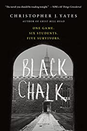 Black Chalk – tekijä: Christopher J.…
