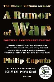 Rumor Of War (40Th Anniv Ed) de Philip…